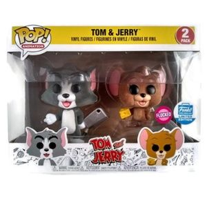 Funko Pop Tom And Jerry 2 Pack Shop Exclusive New